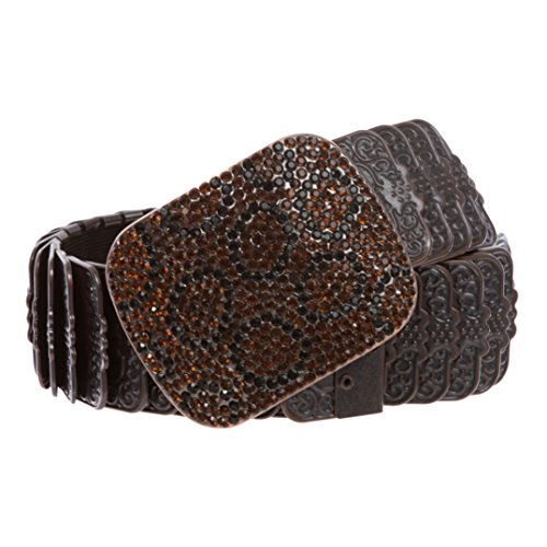 Copper Chain Belt - 1 3/4