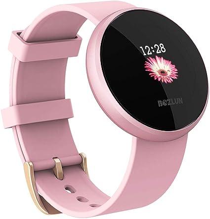Amazon.com: Reloj inteligente para mujer, para iPhone y ...