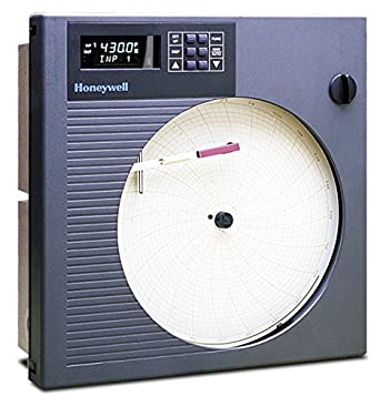 "Honeywell DR4300 10"" Circular Chart 2- Pen Enhanced DR4312-0000-G0100-"