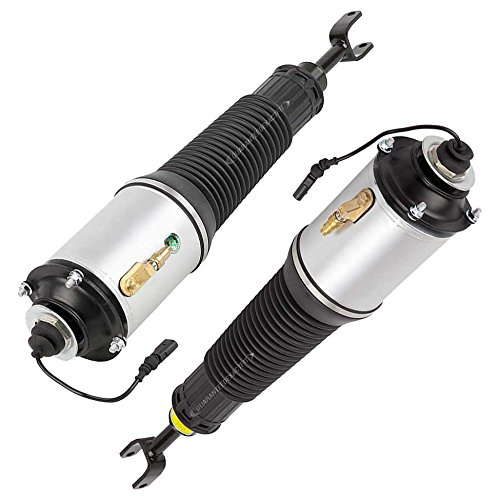 Pair Arnott Front Air Shock Strut Set For Audi A8 & S8 2004 2005 2006 2007 2008 2009 2010 w/Sport Suspension - BuyAutoParts 75-835372K New