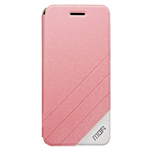 Horizontal Pink Leather - 9