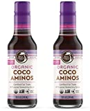Big Tree Farms Coco Aminos, Organic All-Purpose Soy Sauce Alternative, Non-GMO, Soy Free, Gluten Free, Made with Fair Trade Coconut Nectar, 10 Ounce (Pack of 2) Review
