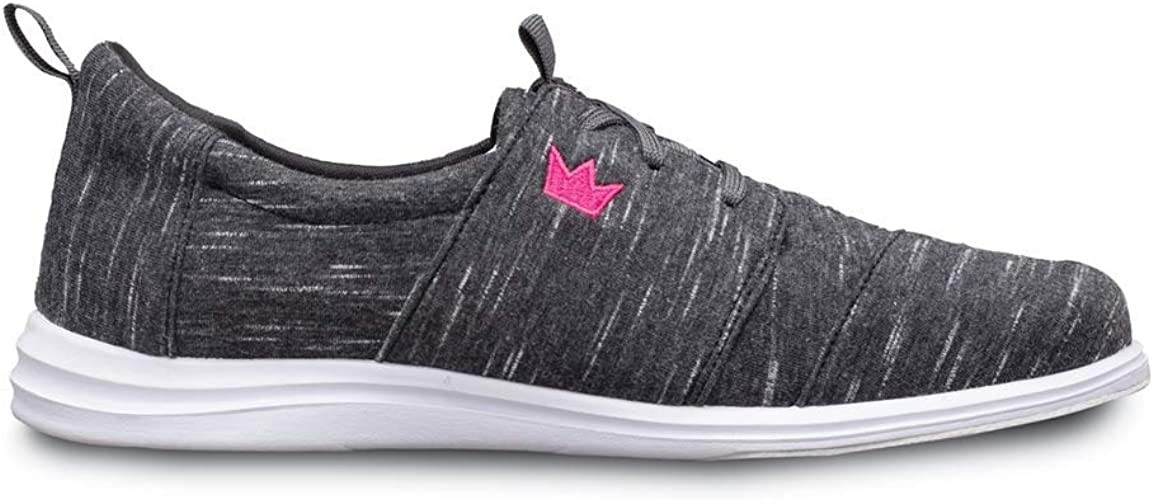 Grey//Mint Renewed Brunswick Ladies Karma Sport Bowling Shoes