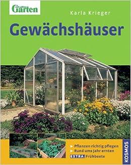 Gewachshauser Amazon De Karla Krieger Bucher