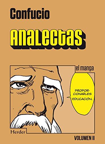 Descargar Libro Analectas. Vol Ii: El Manga Confucio