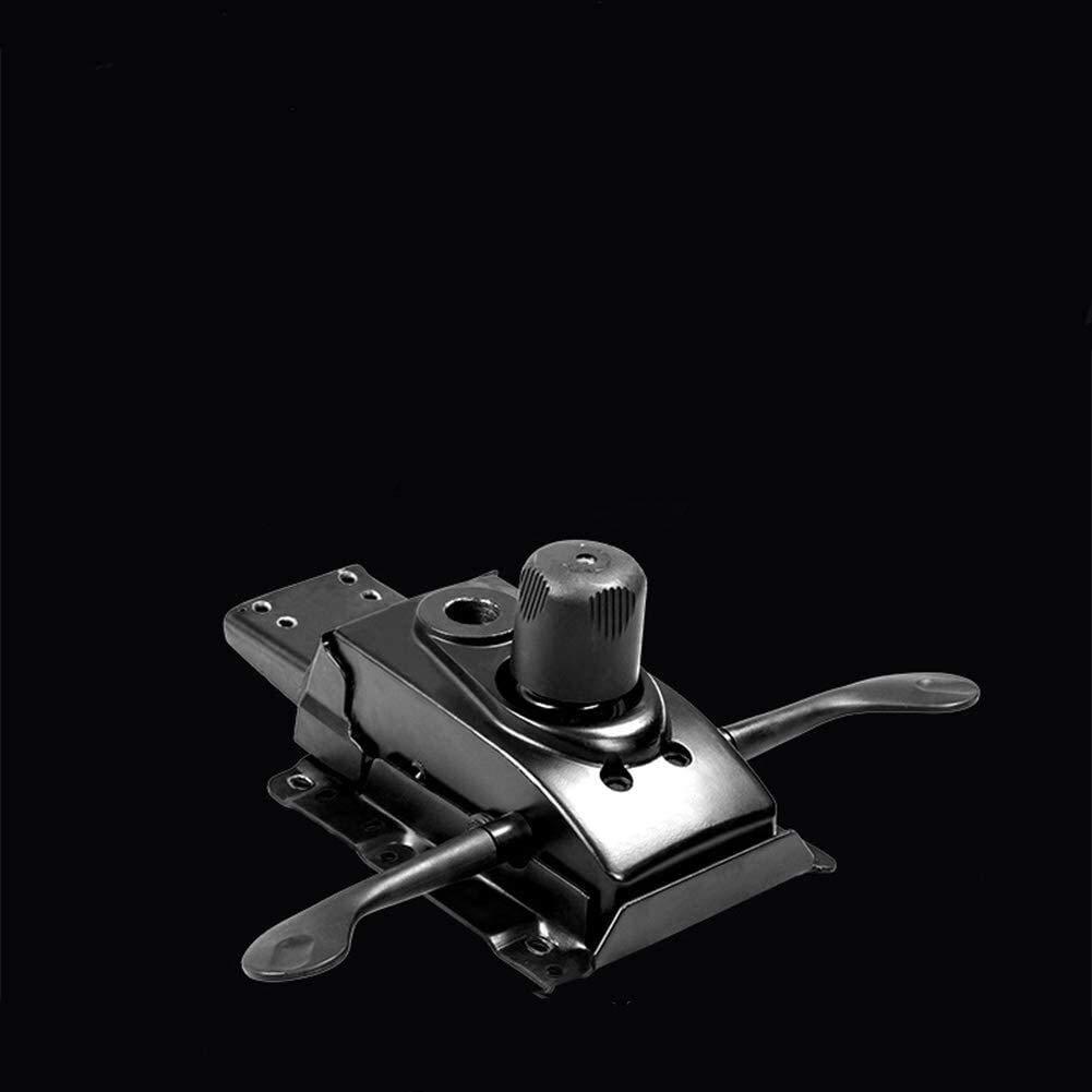 Kontorsstol, kontor svängbar personalstol, hem datorstol, chef stol personalstol (färg: svart) Svart