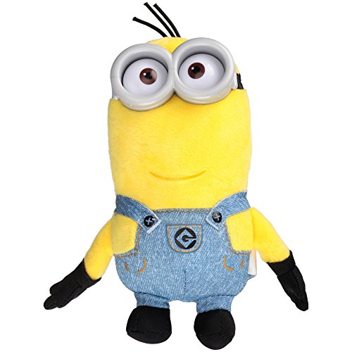 Despicable Me Plush Buddy Minion Tim Toy Figure -