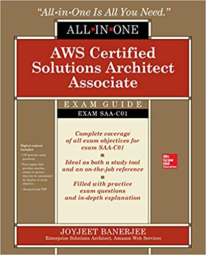 Amazon.com: AWS Certified Solutions Architect Associate All-in-One ...