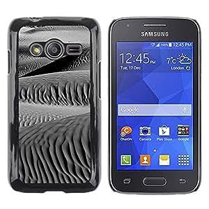 TopCaseStore / la caja del caucho duro de la cubierta de protección de la piel - Nature Beautiful Forrest Green 177 - Samsung Galaxy Ace 4 G313 SM-G313F