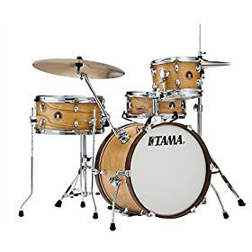 Tama Club-Jam 4-Piece Shell Pack - Satin Blonde 3