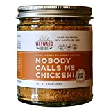 Nobody Calls Me Chicken! Rub & Seasoning by Wayward Gourmet - Lemon & Herb Spice Blend for Chicken, Fish & Veggies - The Best Chicken Seasoning