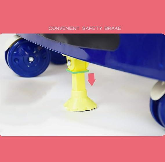 LFY Asidero motorizado para Andador, fácil de Plegar Andador ...