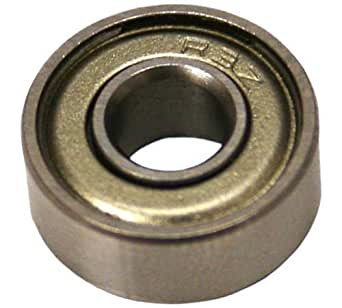 Novak 5936 abec 5 ceramic ball bearing 3 16x1 for Brushless motor ceramic bearings