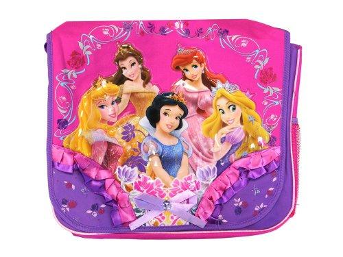 Messenger Bag Disney Princess Purple