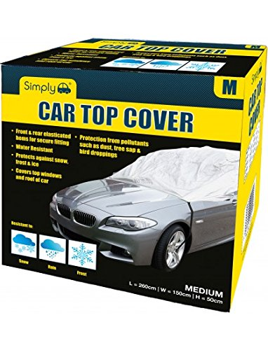 M 260 cm x 150 cm x 50 cm Simply CTC2 Car Top Cover