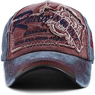 JINRMP Fashion Mens Baseball Cap with Pattern Fitted Cap Snapback Hat Men Gorras Casual Casquette Embroidery Letter Cap