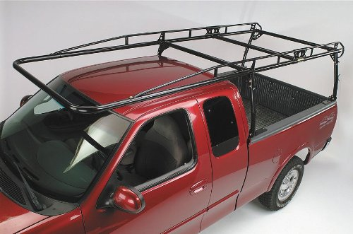 Kargo Master - S04000-L01000 - Over Cab Ladder Rack Combination, Steel, 1700 lb. Load Capacity