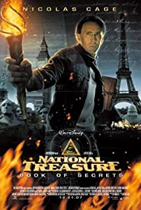 National Treasure: Book of Secrets [Theatrical Release]
