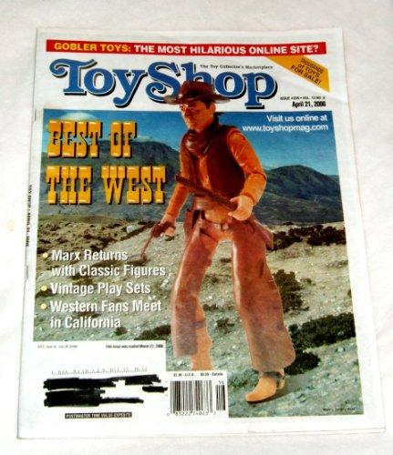 Toy Shop Magazine -