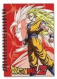 Dragonball Z Ss3 Goku Notebook