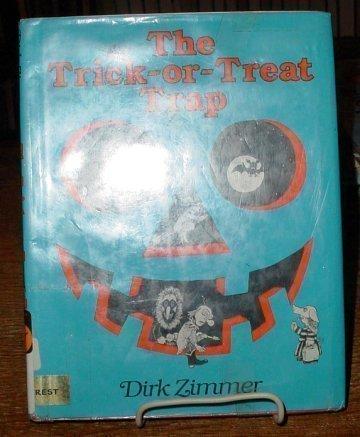 0060268603 - Dirk Zimmer: Trick-Or-Treat Trap - Buch