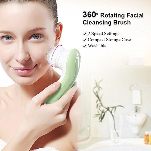 Buy the best rotating facial brush