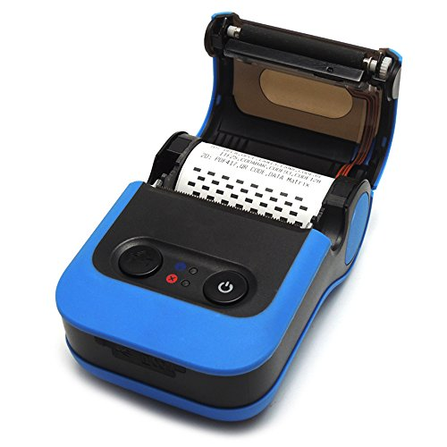 Portable Printer With Battery - 5