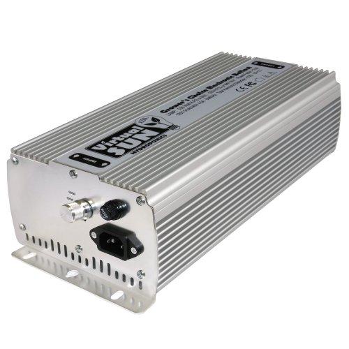 Powermax Virtual Sun VS600WDBD 600-Watt Dimmable MH/HPS D...