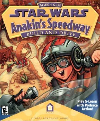 Star Wars: Anakin's Speedway - Build and Drive