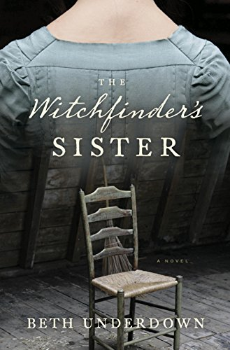 The Witchfinder's Sister: A Novel cover