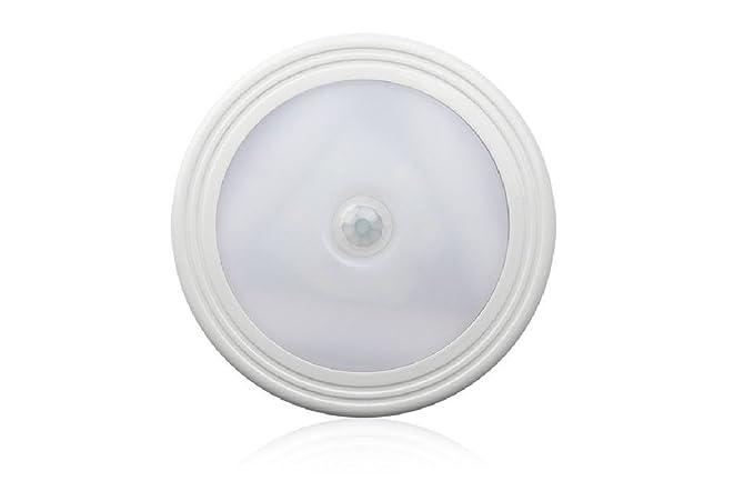Luces de Pared LED Sensor de Movimiento,GZQES, Luz de Noche Encendido / Apagado