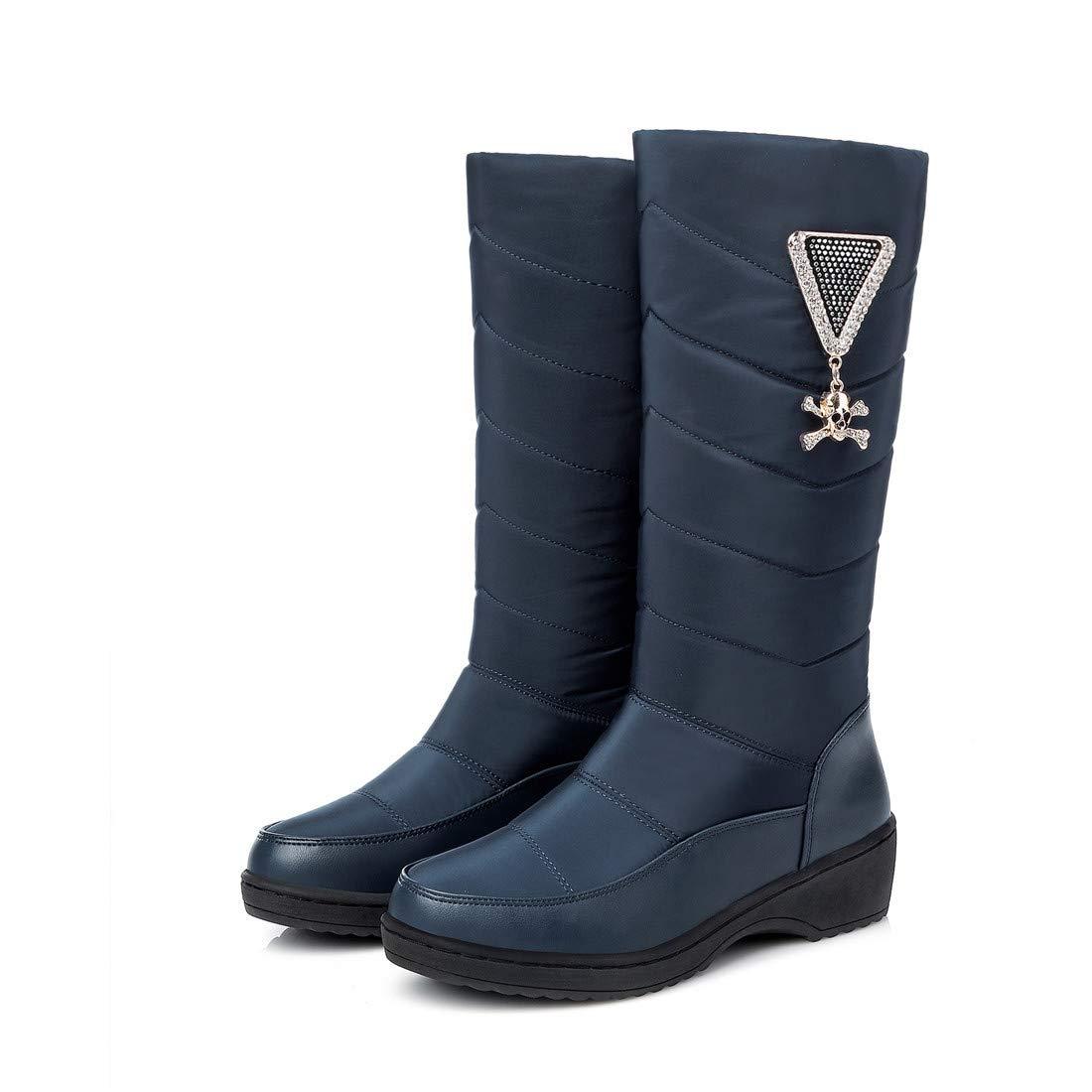 GGG-GCH GHH Anti-Rutsch-Wärme Schnee Stiefel Stiefel