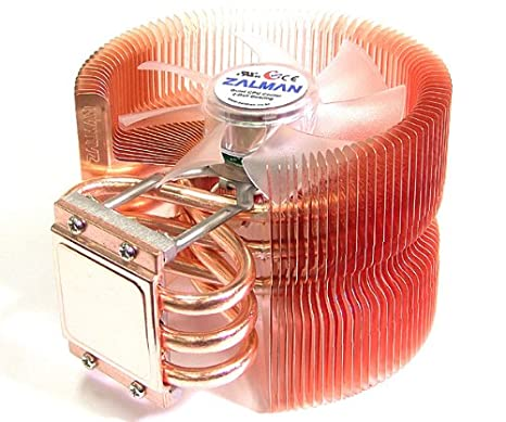 Zalman CNPS9500 -LED CPU Cooler - Ventilador de PC (0,12 ° C ...
