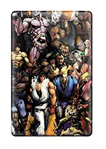 2236993I25444025 JeremyRussellVargas Case Cover For Ipad Mini - Retailer Packaging Street Fighter Protective Case
