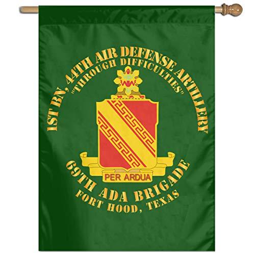 nse Artillery REGT 69th ADA BDE Yard Banner Flags Springtime 27