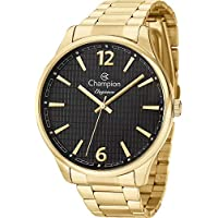 Relógio Champion Masculino, CN27670U, Casual Dourado