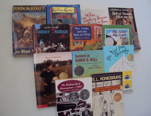 Newbery Book Set: The Watsons Go to Birmingham 1963, Bud Not Buddy From the Mixed-up Files of Mrs. Basil E. Frankweiler ; the View From Saturday ; Incident At Hawk's Hill, the View From Saturday, Dogsong (An Unofficial Box Set :) (The Watsons Go To Birmingham Chapter 4)