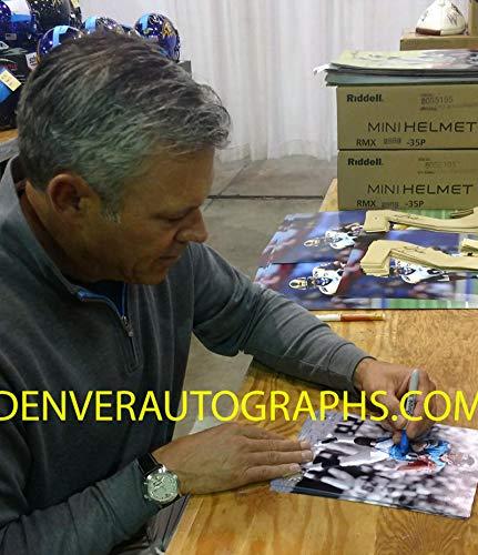 Mark Brunell Autographed/Signed Jacksonville Jaguars 8x10 Photo BAS