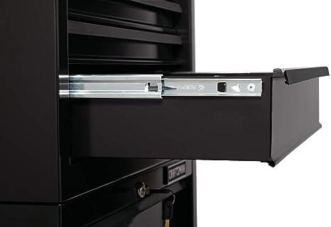 Amazon.com: CRAFTSMAN Tool Cabinet, 26-Inch, 4 Drawer, Black ...