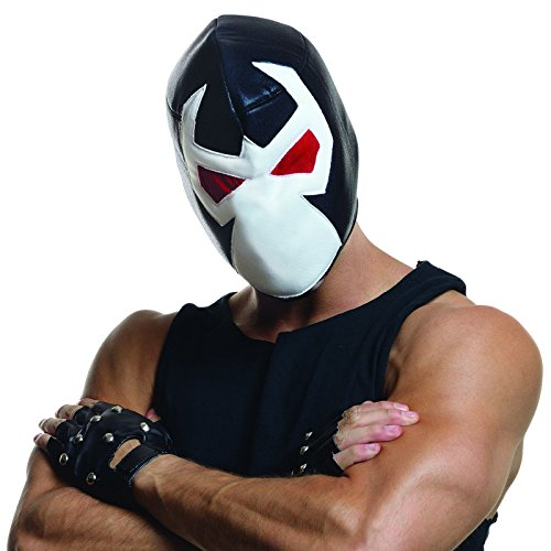 Classic Bane Costumes (BANE Classic Adult Size Costume Mask Batman Dark Knight Justice League)