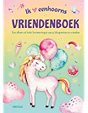 Unicorn vriendenboek: Een album vol leuke herinneringen aan je klasgenoten en vrienden