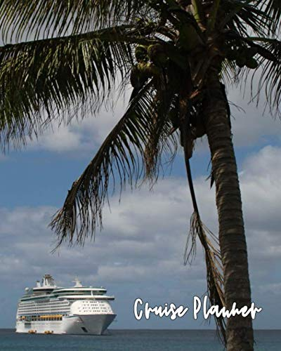 Cruise Planner: Planning Journal to Write In Research for Best Sea Voyage Travel Destinations (Best Disney Itinerary For Toddlers)
