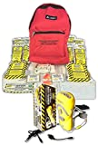 2-Person, 3-Day Emergency Backpack by First Aid Global