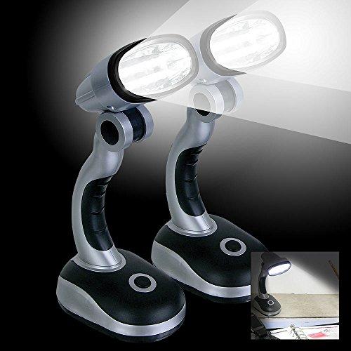 Jobar LED Desk Lamp - Set of 2 by Jobar