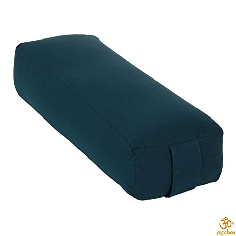 Yoga y Pilates Rechteckbolster Made in Germany, Gasolina ...