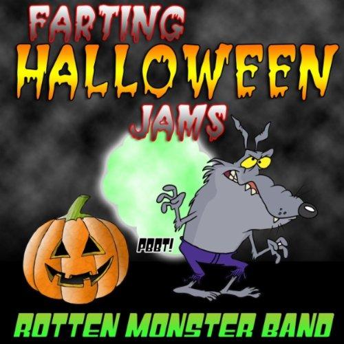 Joke Scary Halloween Fart Music -