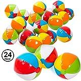 #9: Beach Balls - 24 Pack, 6