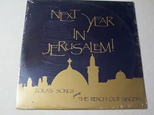 next year in jerusalem LP