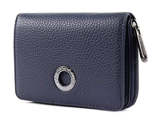 Leather Purse Mandarina Dress Duck S Mellow Blue fb6IYgyvm7