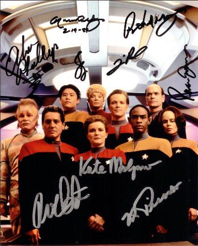 Коллекционные товары кинематографа Star Trek Voyager